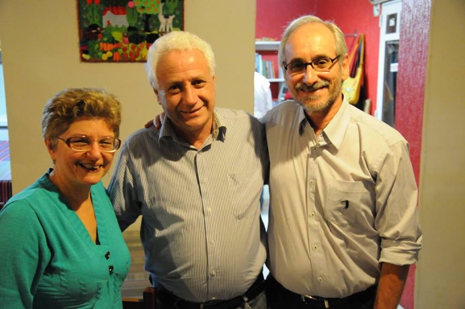 Jussara Musse, Alexandre Constantino e eu abrilhantando nossa coluna social