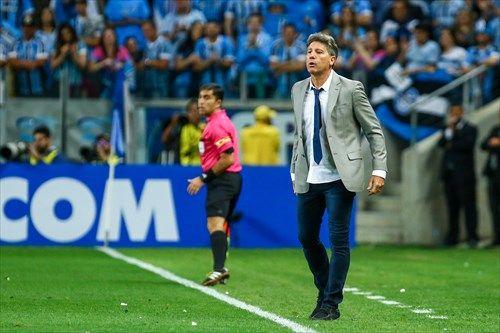 Bom dia, Renato (com os lances do jogo que levou o Grêmio às finais da Libertadores 2017)