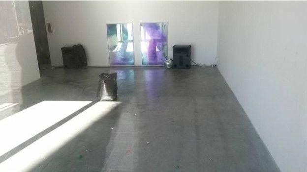 O espaço ficou limpo após a faxina do último sábado