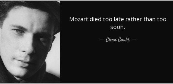 Colloquium Olympicum (Fictum) ou Gould vs. Mozart
