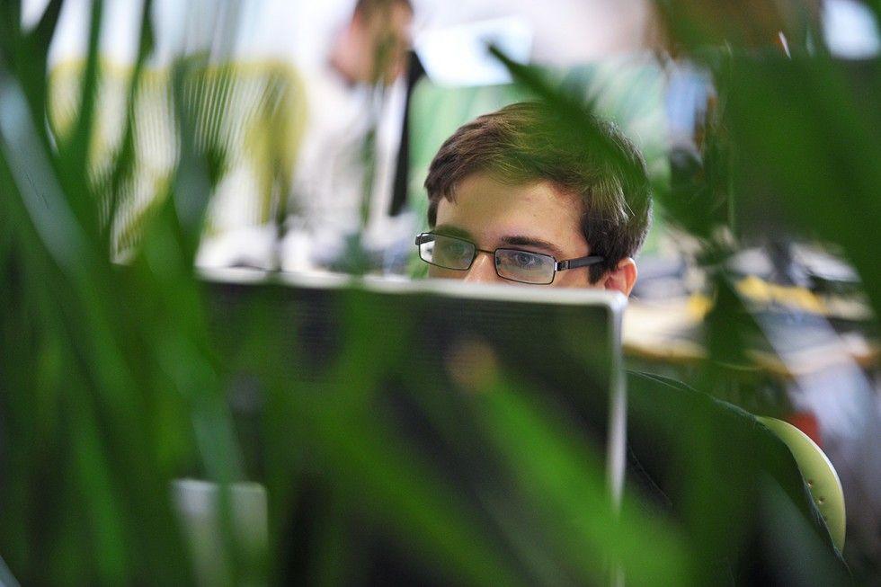 Lentidão tem, por vezes, impacto na produtividade (Foto: Serguêi Kuznecov/RIA Nôvosti)
