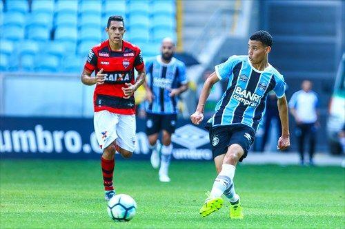 Bom dia, Renato (com os gols de Grêmio 1 x 1 Atlético-GO)