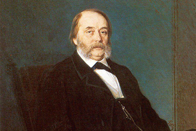 """Gontcharov foi depreciado por várias gerações de escritores russos: Dostoiévski descreveu-o como """"um funcionariozeco com olhos de peixe cozido a quem Deus (...) concedeu um talento brilhante"""" (Legenda copiada o Publico.pt)"""