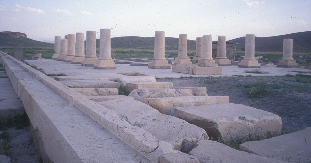 Ruínas de Pasárgada, Patrimônio Mundial da UNESCO