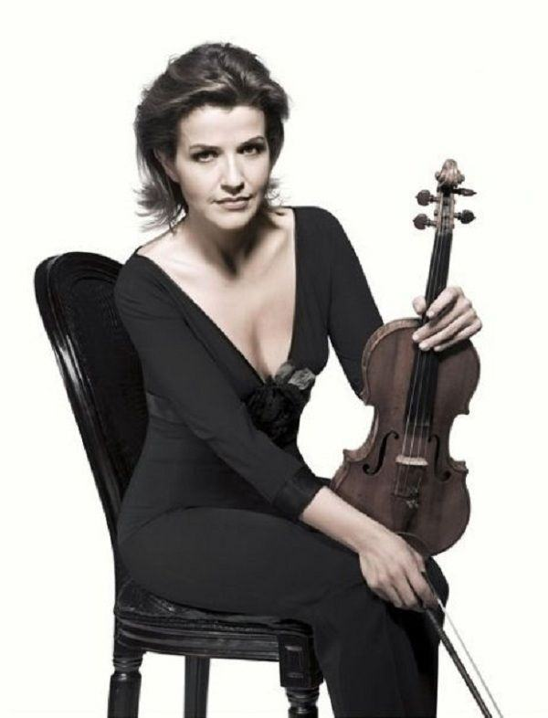 Beethoven: Sonatas Primavera e Kreutzer com Anne Sophie Mutter e Lambert Orkis