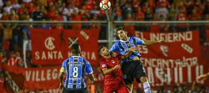 Feliz ano novo, Renato! (com os melhores lances de Independiente 1 x 1 Grêmio)