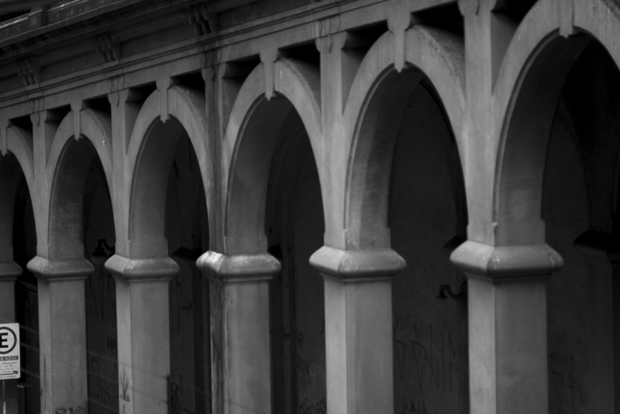 A história do Viaduto Otávio Rocha, o viaduto da Borges, com belas fotos
