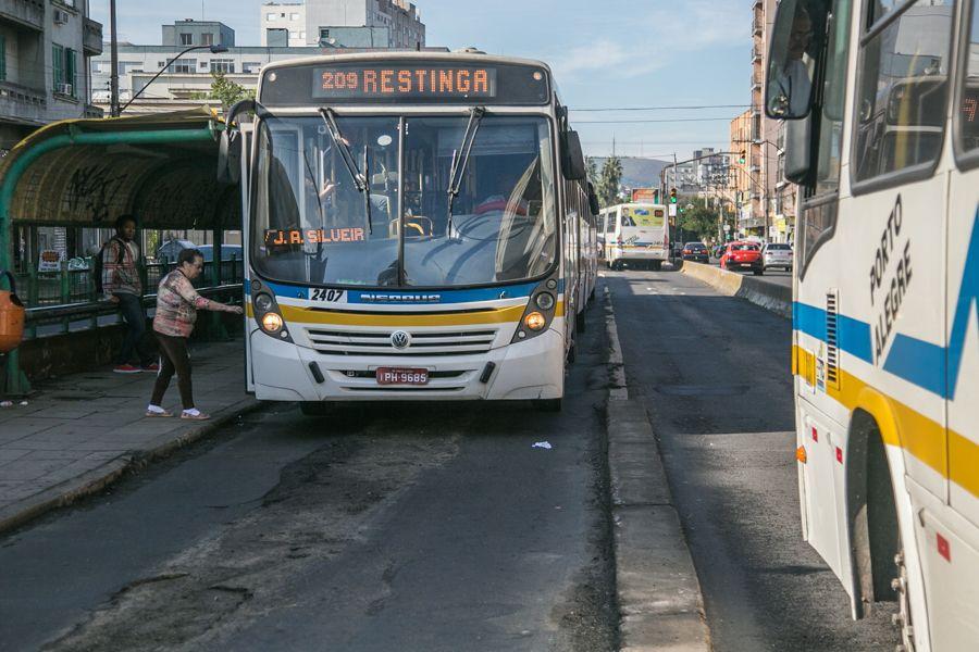 Uma viagem de ônibus