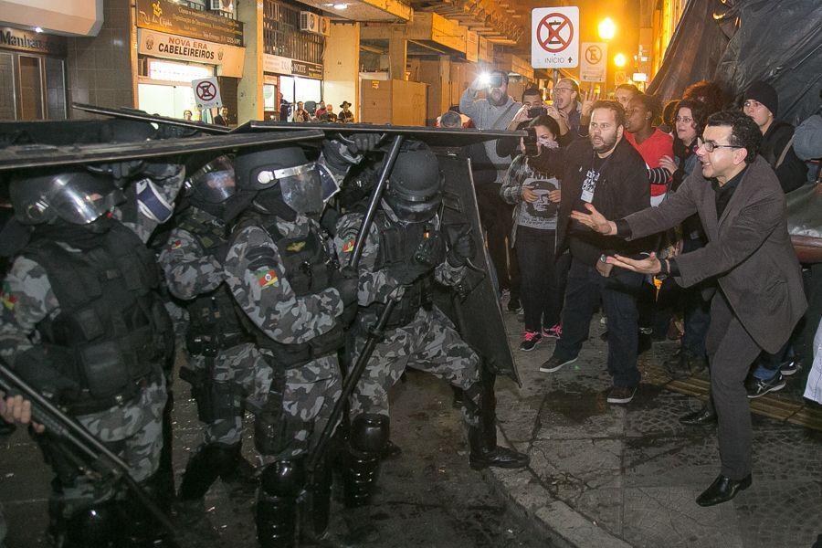 14 de junho de 2017: A Noite da Maldade em Estado Puro