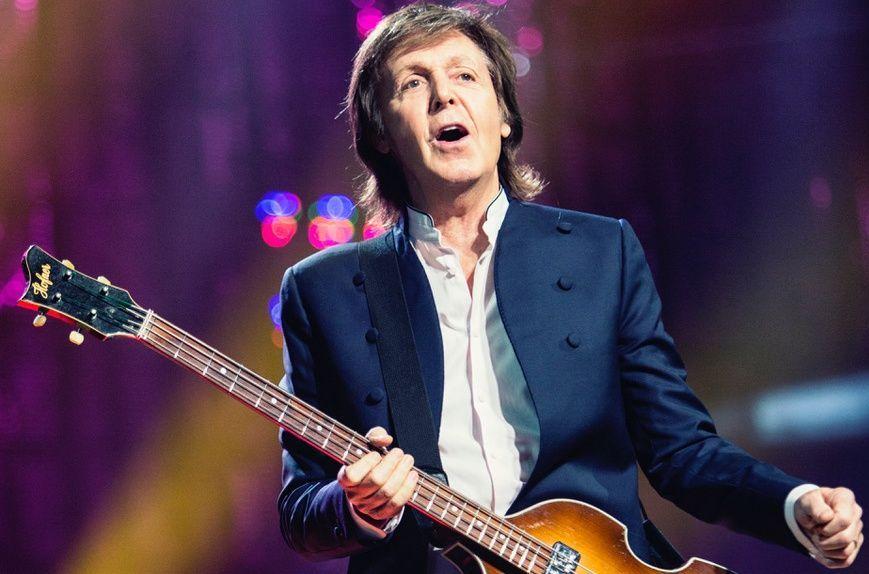 O Paul McCartney que esteve no Beira-Rio em outubro do ano passado