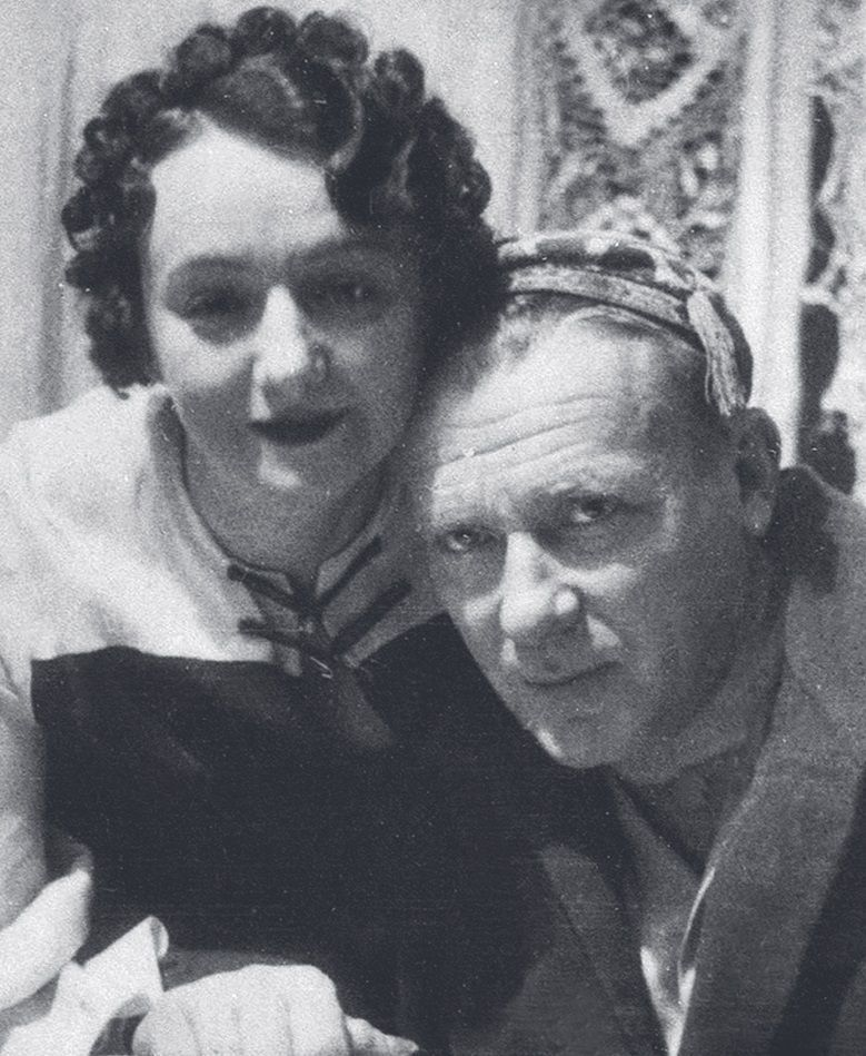 Mikhail e sua Margarida