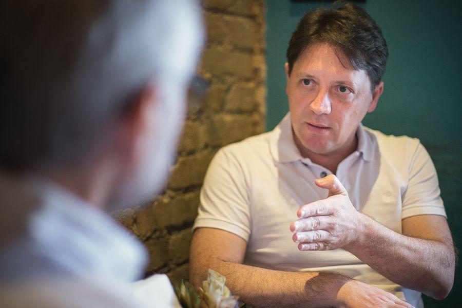 """Evandro Matté: """"Nós tratamos de mostrar a importância da Fundação Ospa, o que ela dá de retorno à sociedade"""""""