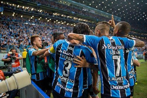 Bom dia, Renato (com os principais lances de Grêmio 1 x 0 Lanús)