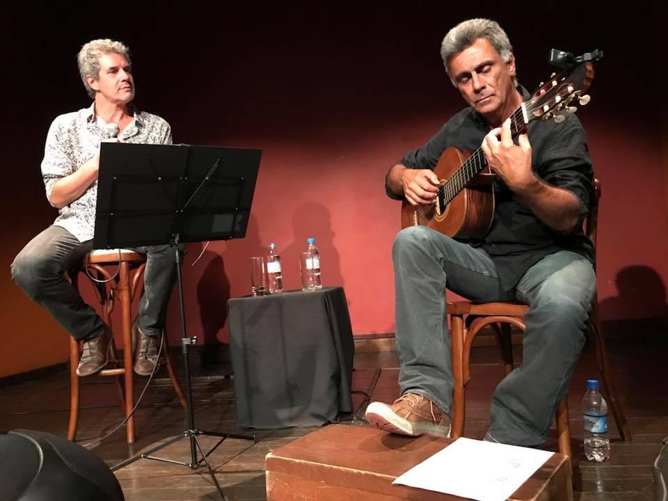 Um grande momento em Porto Alegre: o show de Guinga e Dudu Sperb