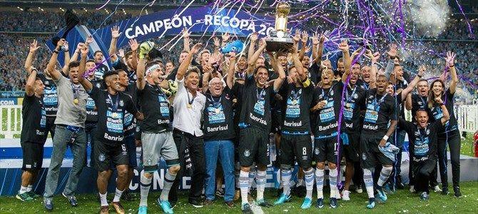 Bom dia, Renato! (com os lances de Grêmio 0(5) x 0(4) Independiente)