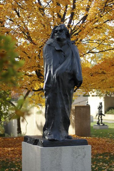 Balzac, de Rodin