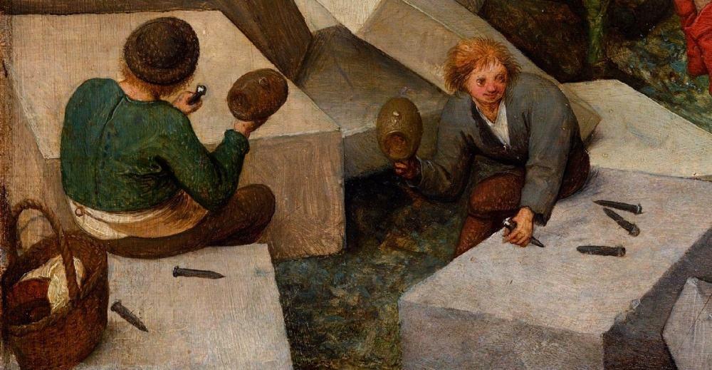 22 detalhes fascinantes que provavelmente você jamais notou na Torre de Babel de Bruegel