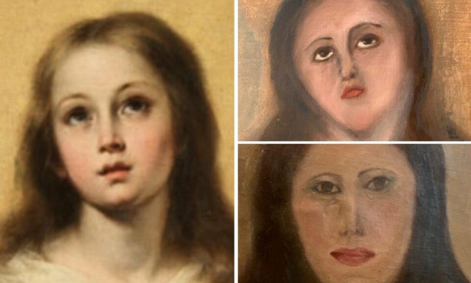 Especialistas pedem regulamentação após o mais recente fracasso em restauração de arte na Espanha