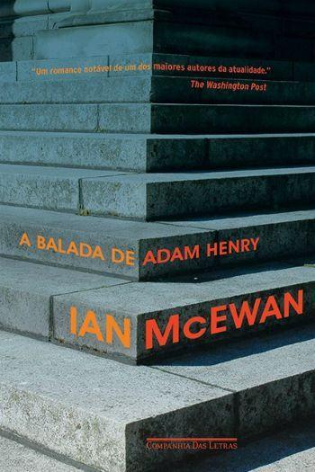 A Balada de Adam Henry, de Ian McEwan