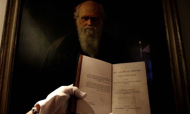 """""""A Origem das Espécies"""" é votado como livro mais influente da história"""