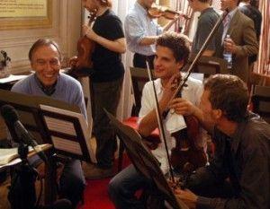 Renasceu. Abbado e músicos de Bologna | Foto:  Raffaello Raimondi
