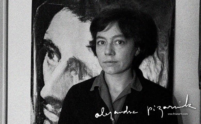 Alejandra Pizarnik, propósito de ano novo