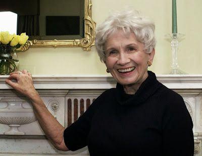 E o Nobel de Literatura de 2013 vai para Alice Munro
