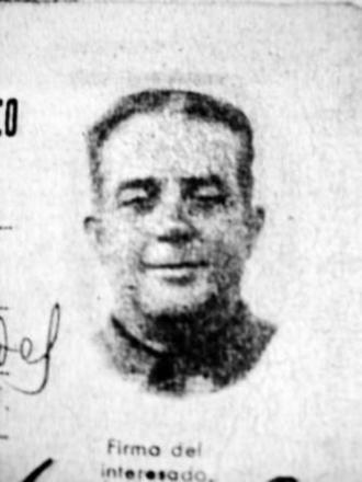 Antonio Benavides, um dos assassinos de García Lorca