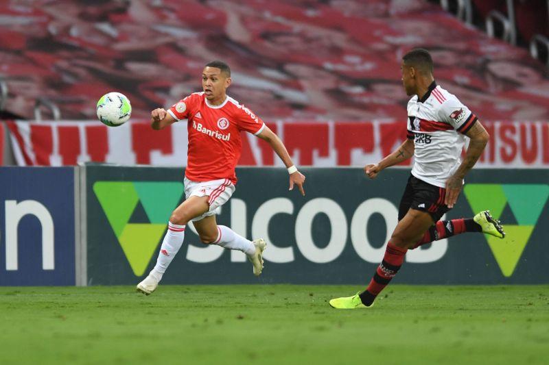 Boa tarde, Coudet (com os gols de Inter 2 x 2 Flamengo)