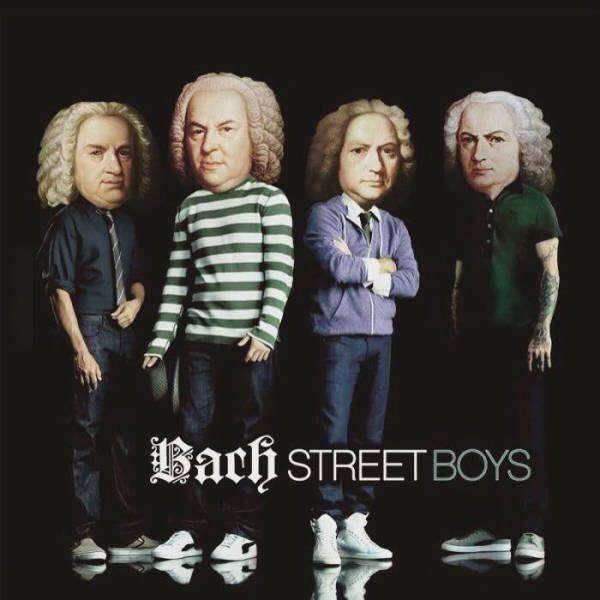 Prelúdio Nº 1 do Cravo Bem Temperado de Bach com tubos de PVC