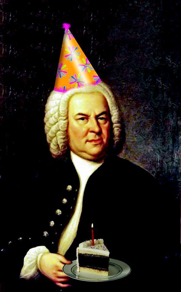 Afinal, Bach nasceu em 21 ou 31 de março de 1685?