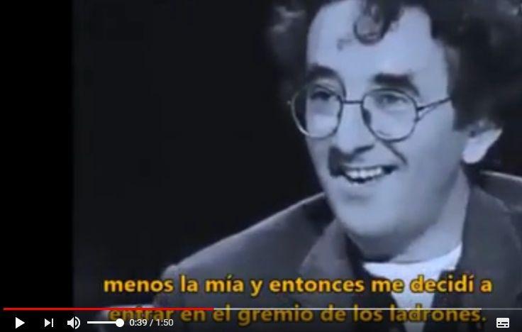 """Roberto Bolaño: """"Roubar livros não é um delito"""""""