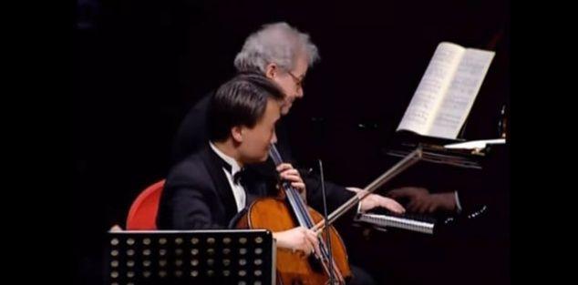 Um dos muitos motivos pelos quais adoro Brahms