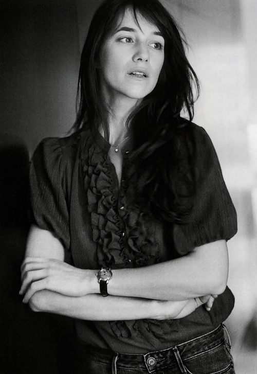 Charlotte+Gainsbourg