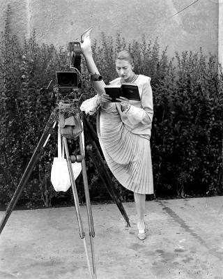 [ Charlotte Greenwood ] 1928