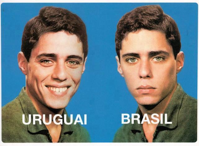 Chico Buarque Uruguai Brasil