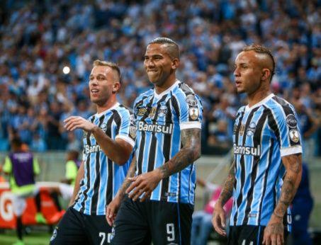 Bom dia, Renato! (com os melhores lances de Grêmio 4 x 0 Monagas)