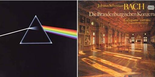 Direto de Pink Floyd para Bach