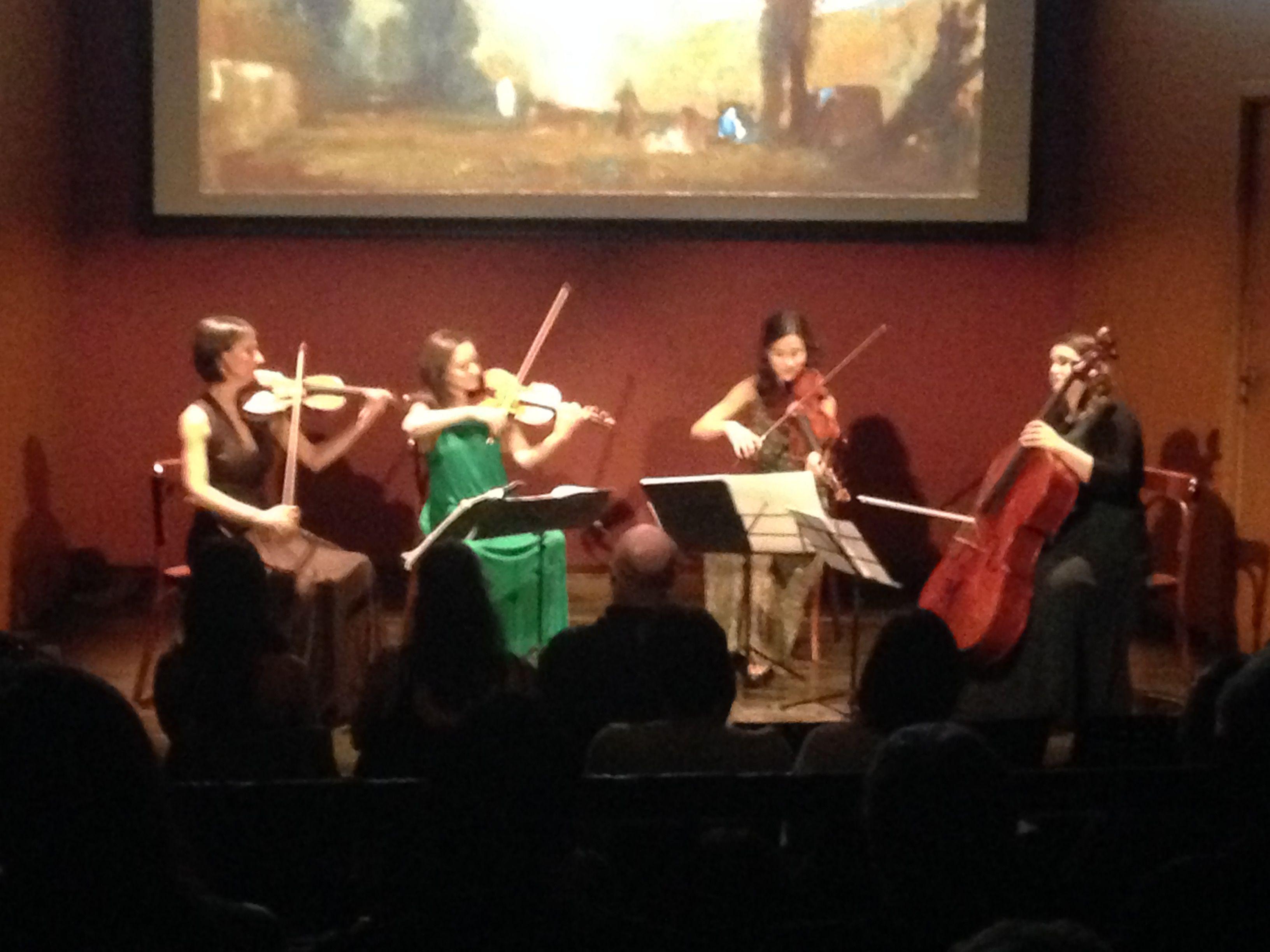 Constanze Quartet (x)