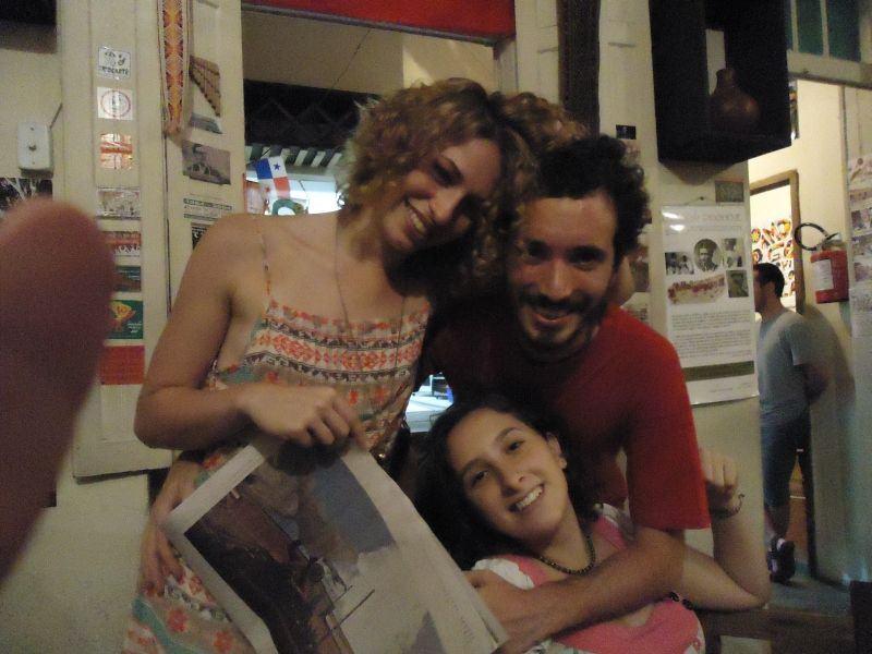 Apesar do calor, Porto Alegre é uma festa (noite do dia 7, noite do dia 9)