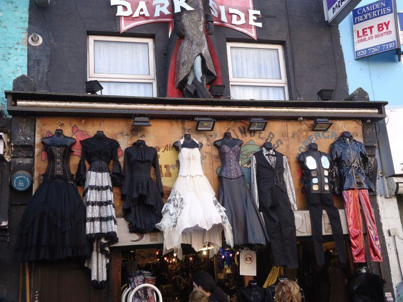 Londres, 16 de fevereiro (domingo): o English Breakfast e Camden Town