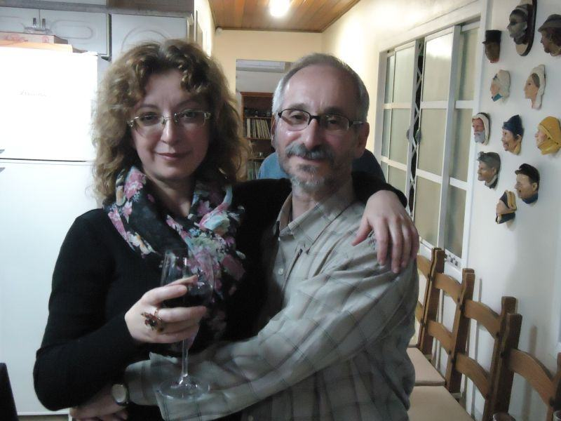 Eu e Elena