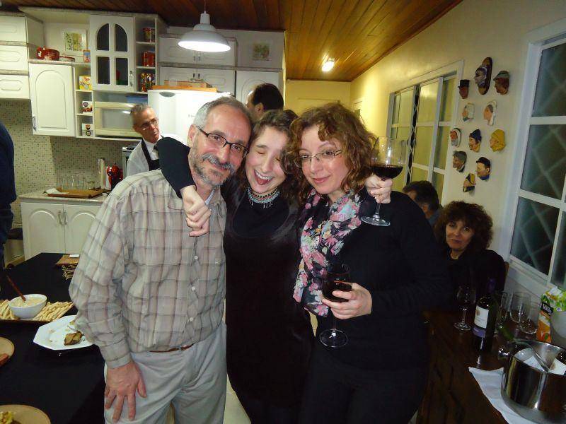 Eu, Elena e o AVC da Bárbara.