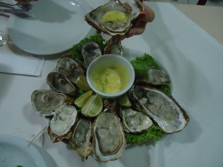 As ostras do César