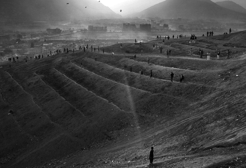 David Guttenfelder na Guerra do Afeganistão