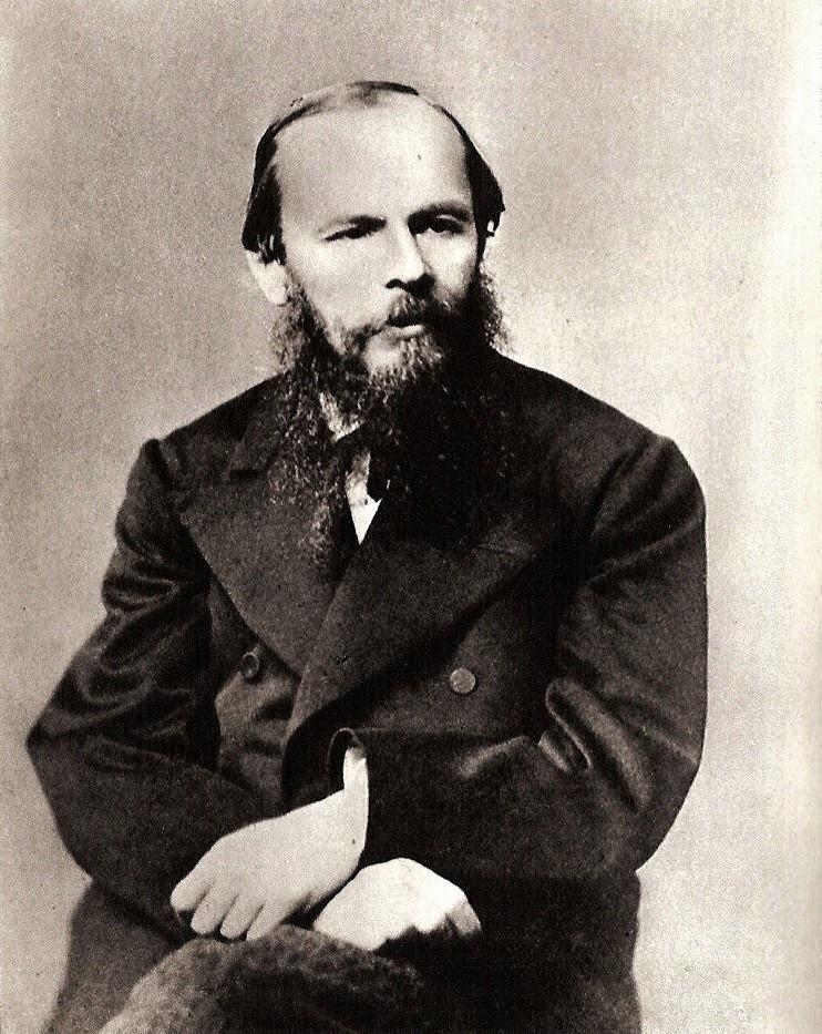 Dostoiévski em 1876