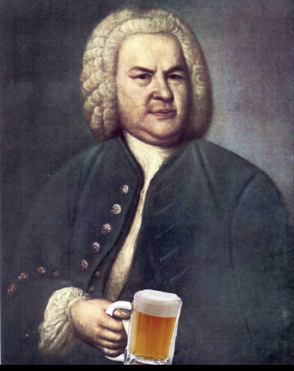 Bach — 336 anos