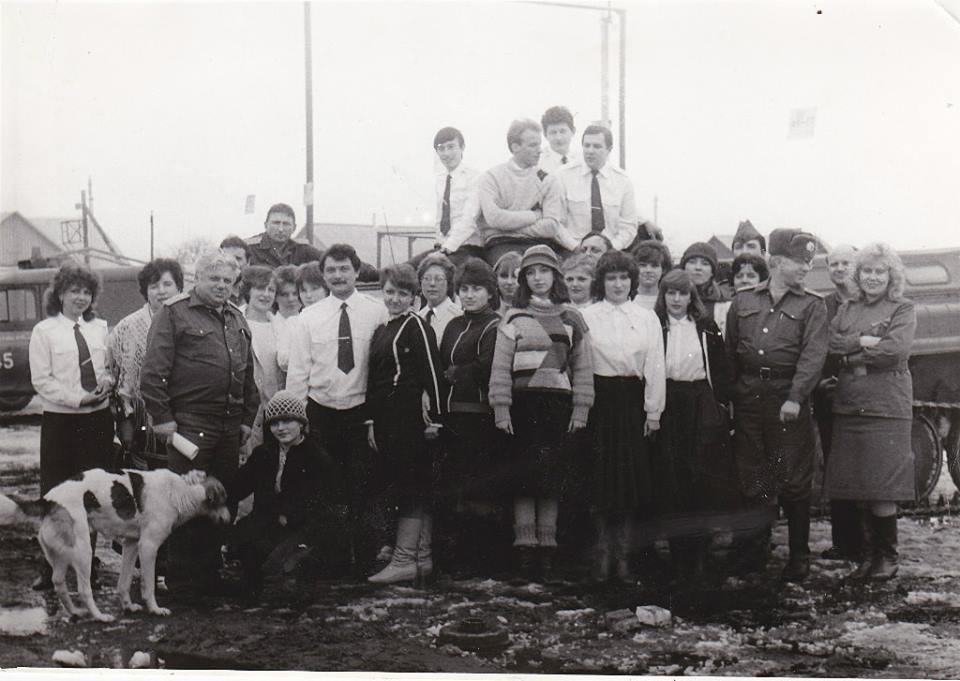 Visitando a zona evacuada de Tchernóbil