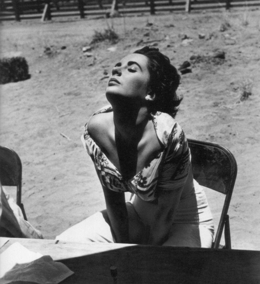 Porque hoje é sábado, Elizabeth Taylor