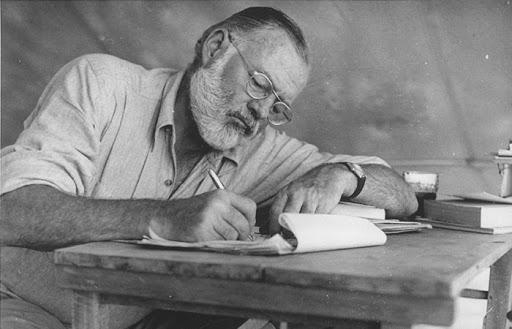 Escritores que você deveria cancelar (IV): Ernest Hemingway